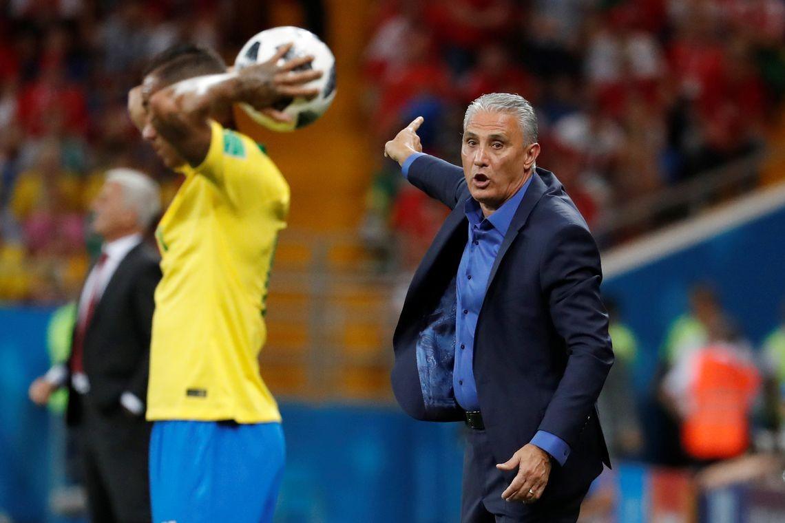 Educação vai repor aulas perdidas durante o próximo jogo do Brasil em dezembro