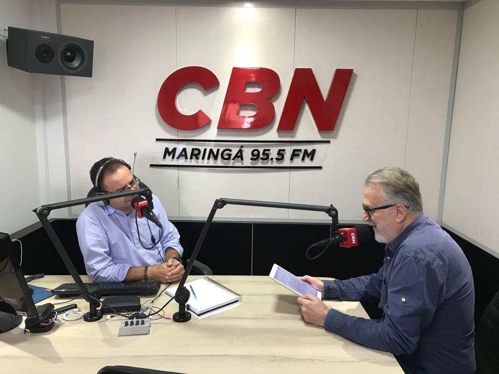 João Luiz Regiani retorna ao Procon de Maringá