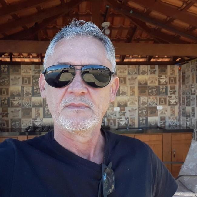 Waldemar Lopes, 56 anos (passageiro) – Foto: Reprodução Redes Sociais