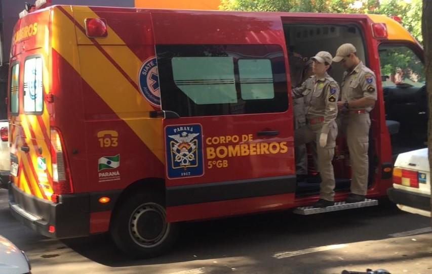 Corpo de Bombeiros de Maringá pede mais soldados