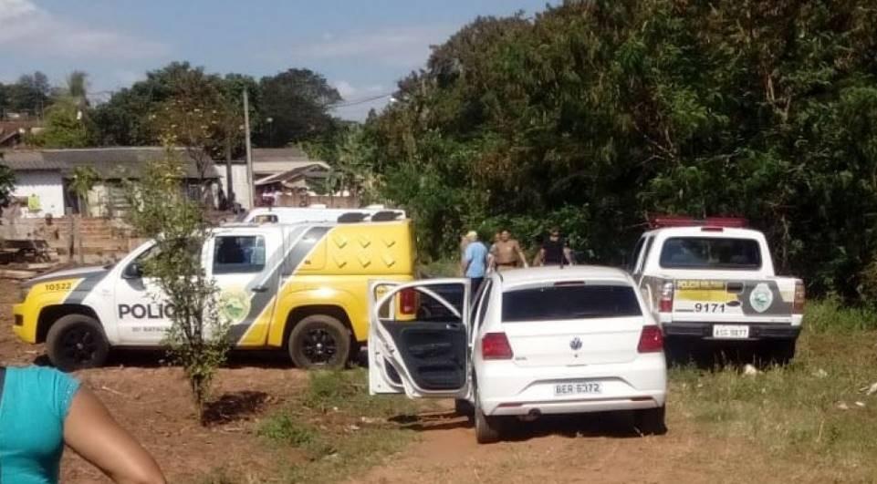 Confronto armado termina com dois suspeitos mortos e um policial baleado