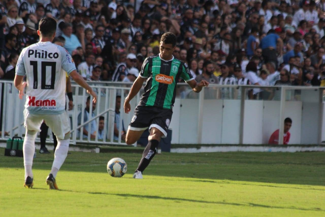 Maringá FC perde novamente no Campeonato Paranaense