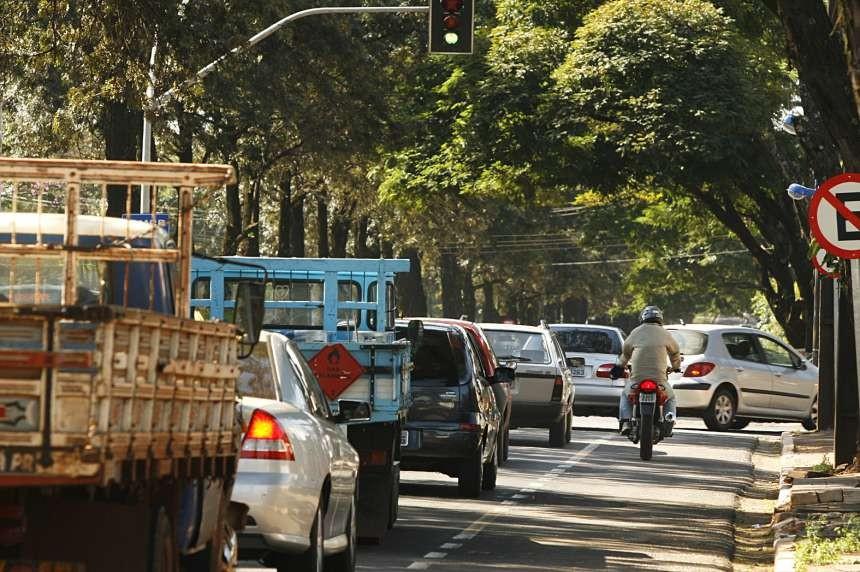 Motocicleta deve mais de R$ 180 mil em multas em Maringá