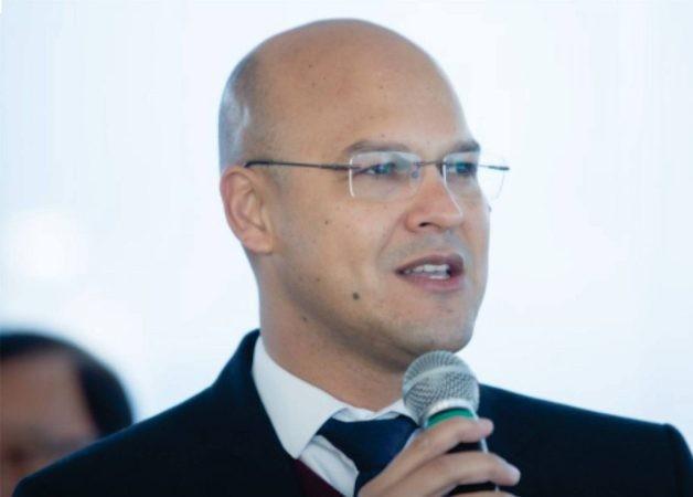 Rogério Calazans (Avante), advogado – Foto: reprodução Facebook