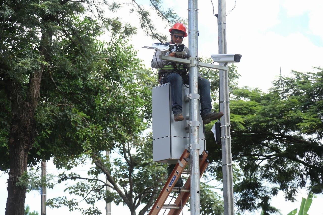 Semob diz que radares reduziram número de acidentes em Maringá