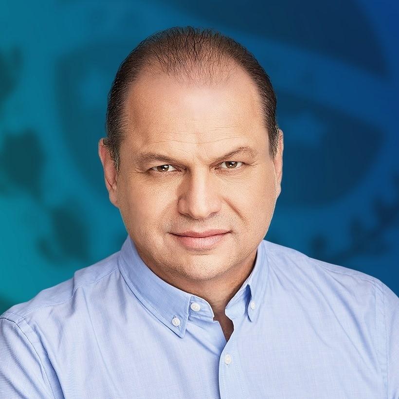 Ricardo Barros (PP), engenheiro civil, deputado federal e ex-prefeito – Foto: reprodução Facebook