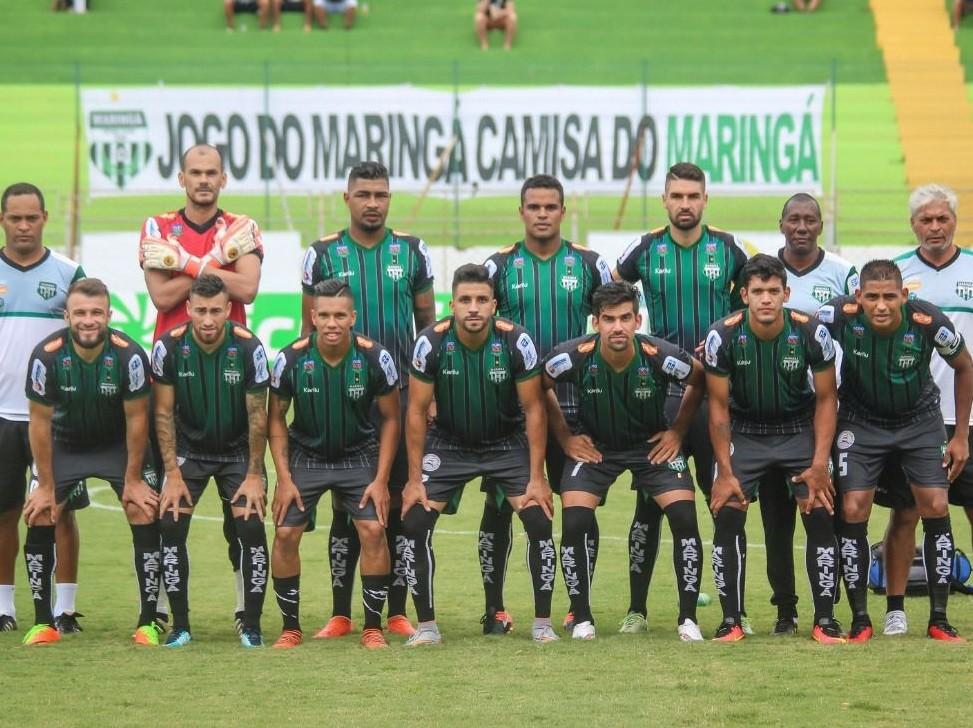 Maringá FC estreia na série D no domingo (22)