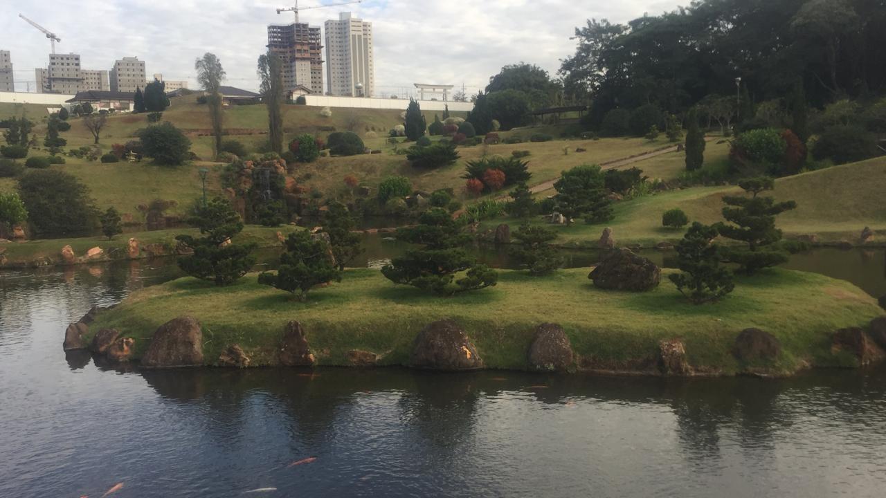 Estudantes de faculdade particular vão desenvolver projetos para o Parque do Japão