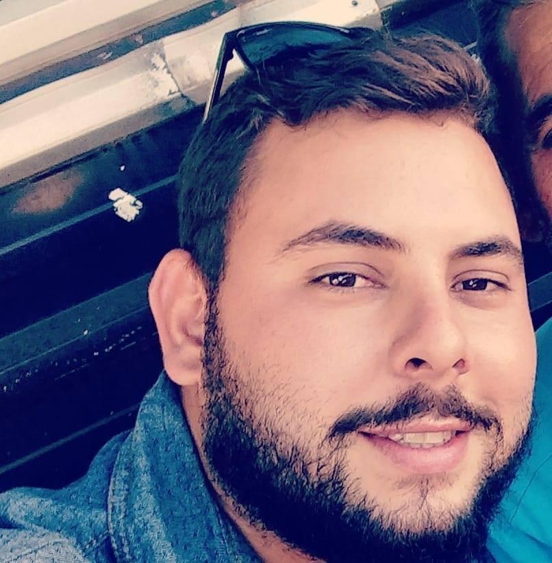 Danilo Françoso, de 32 anos, morreu no HU na tarde desta terça-feira (2) (Foto: redes sociais)