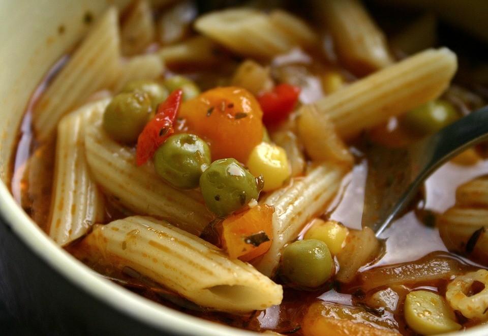 Minestrone, a comida de guerra italiana