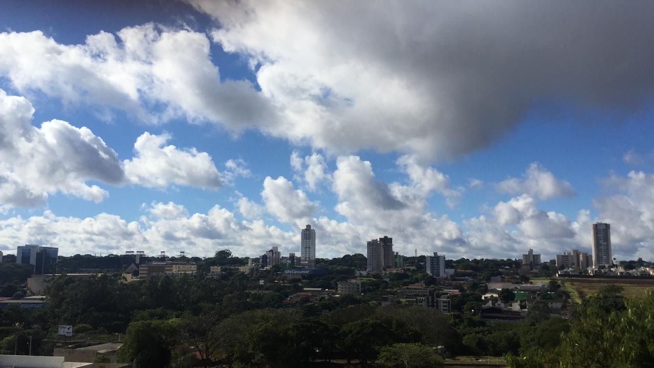 Maringá atinge temperatura de 7 graus neste domingo (20)