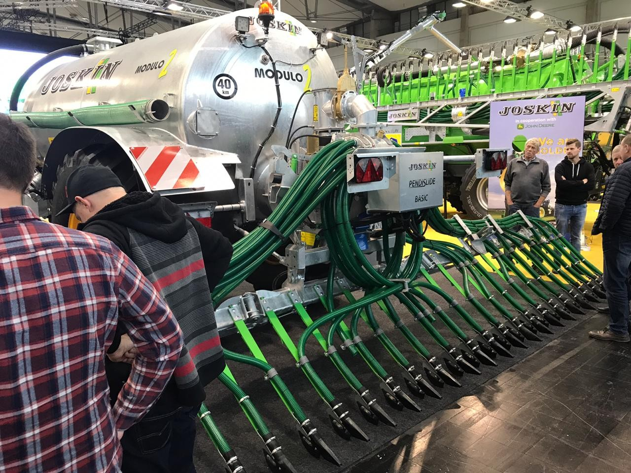 Agritechnica é a troca de novidades para todo o setor agrícola