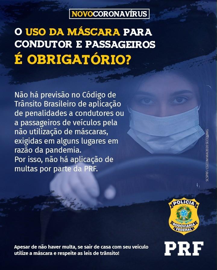Foto: divulgação/Polícia Rodoviária Federal