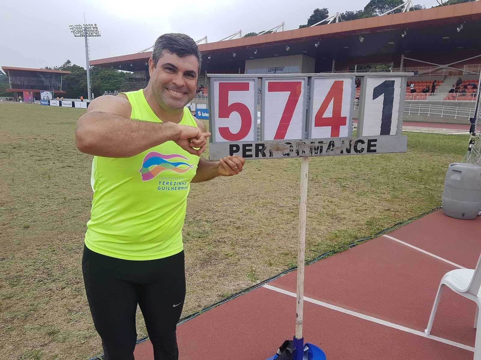 Edevaldo Pereira da Silva (atletismo)