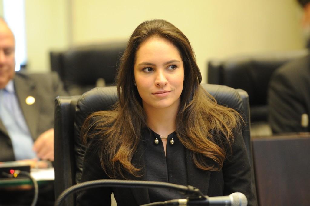 Deputada estadual Maria Victória (Foto: divulgação/Pedro Oliveira)