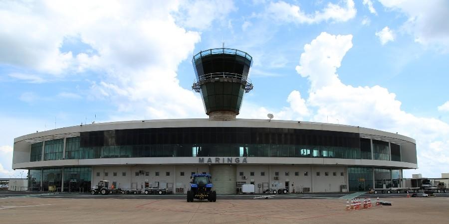 Inscrições para concurso público do aeroporto regional de Maringá começam dia 20