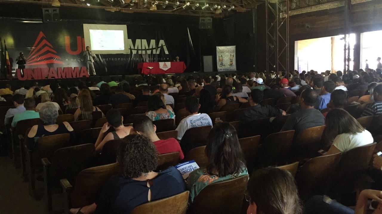 Fórum em Maringá discute a nova Política Nacional de Drogas