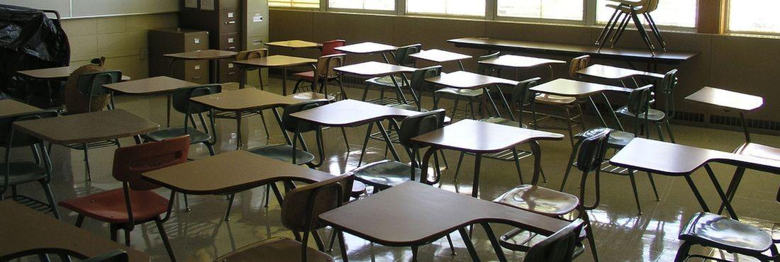 Adolescentes estão sujeitos a punições por atos de violência na escola