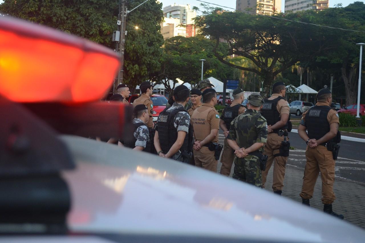 Operação Tiradentes termina com seis presos em Maringá
