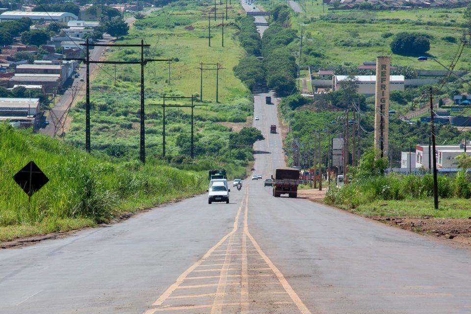 Obras do Contorno Sul de Maringá serão retomadas na segunda-feira (9)