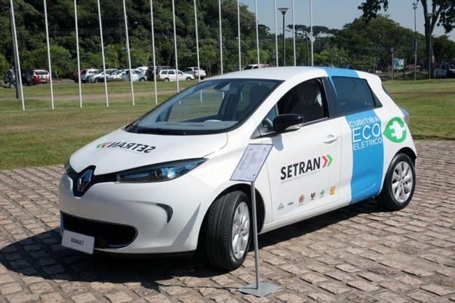 Curitiba planeja ter 550 veículos elétricos até 2025
