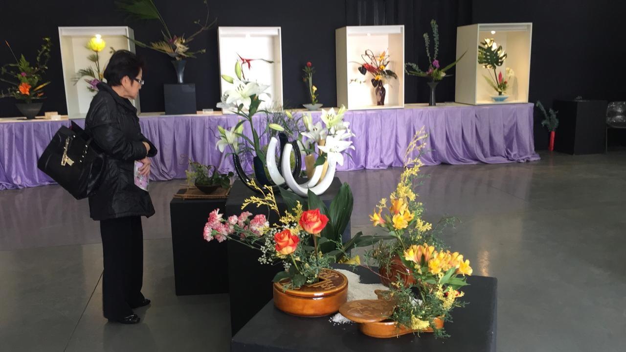 Evento tem exposições artísticas e apresentações culturais