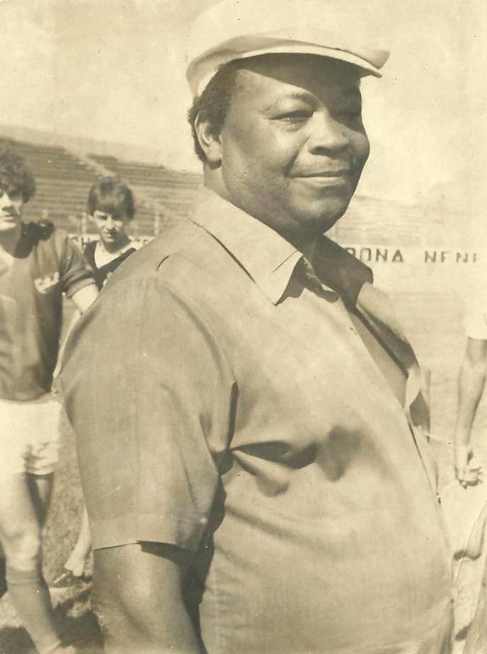 Pioneiro do esporte maringaense, Zé Preto virou nome de rua e ficou na história