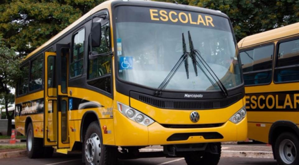Prefeituras da Amusep recebem mais de R$ 613 mil para subsidiar transporte escolar