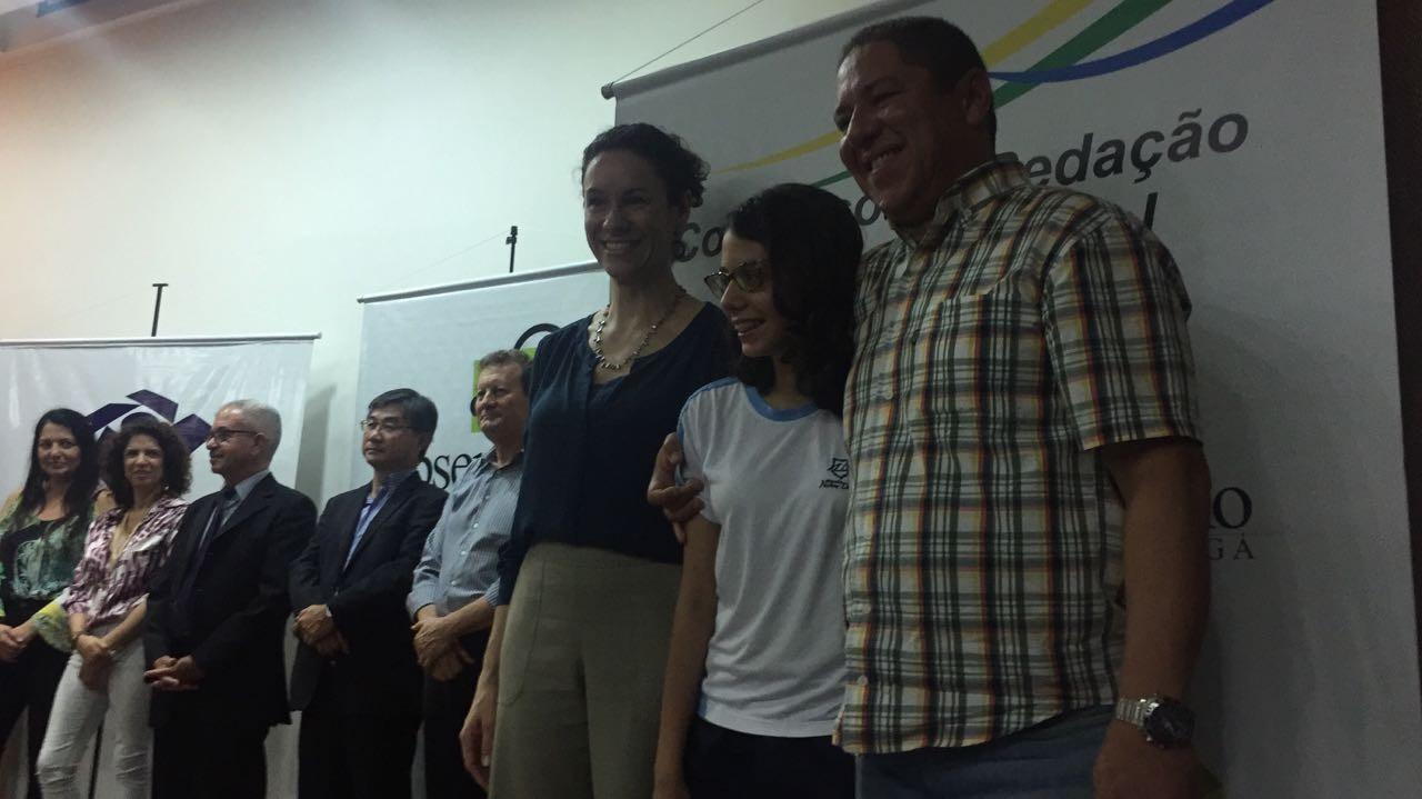 Concurso de redação sobre cidadania fiscal premia alunos