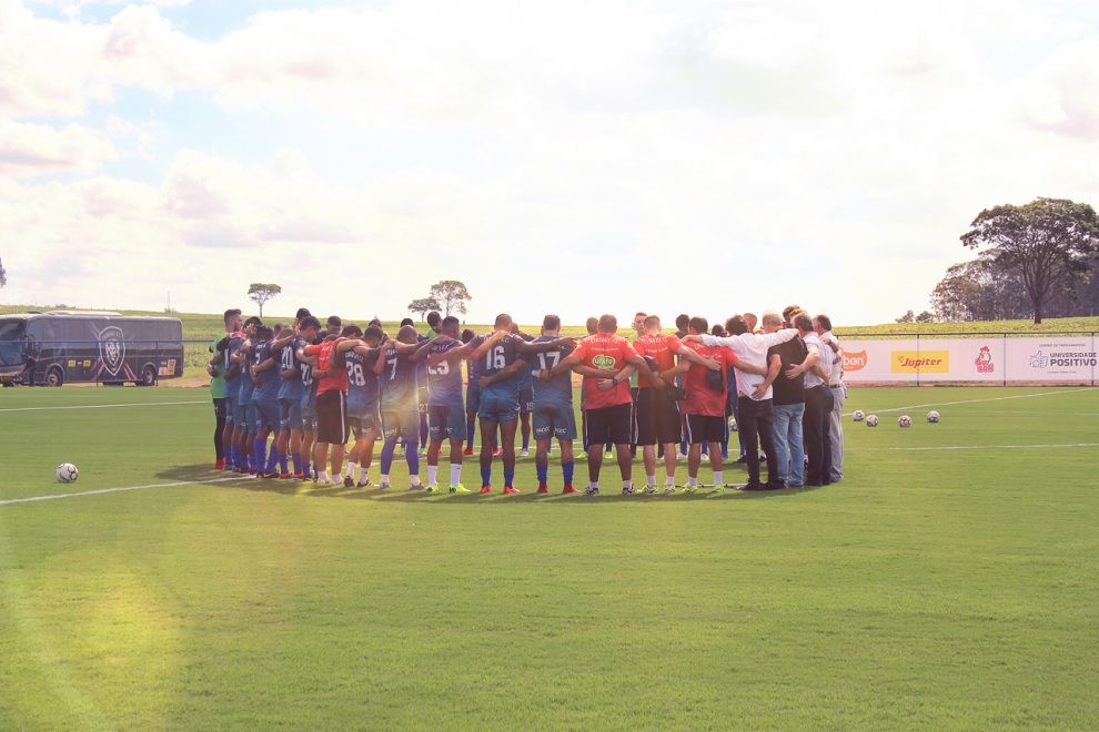 Cianorte se prepara para o Paranaense 2019