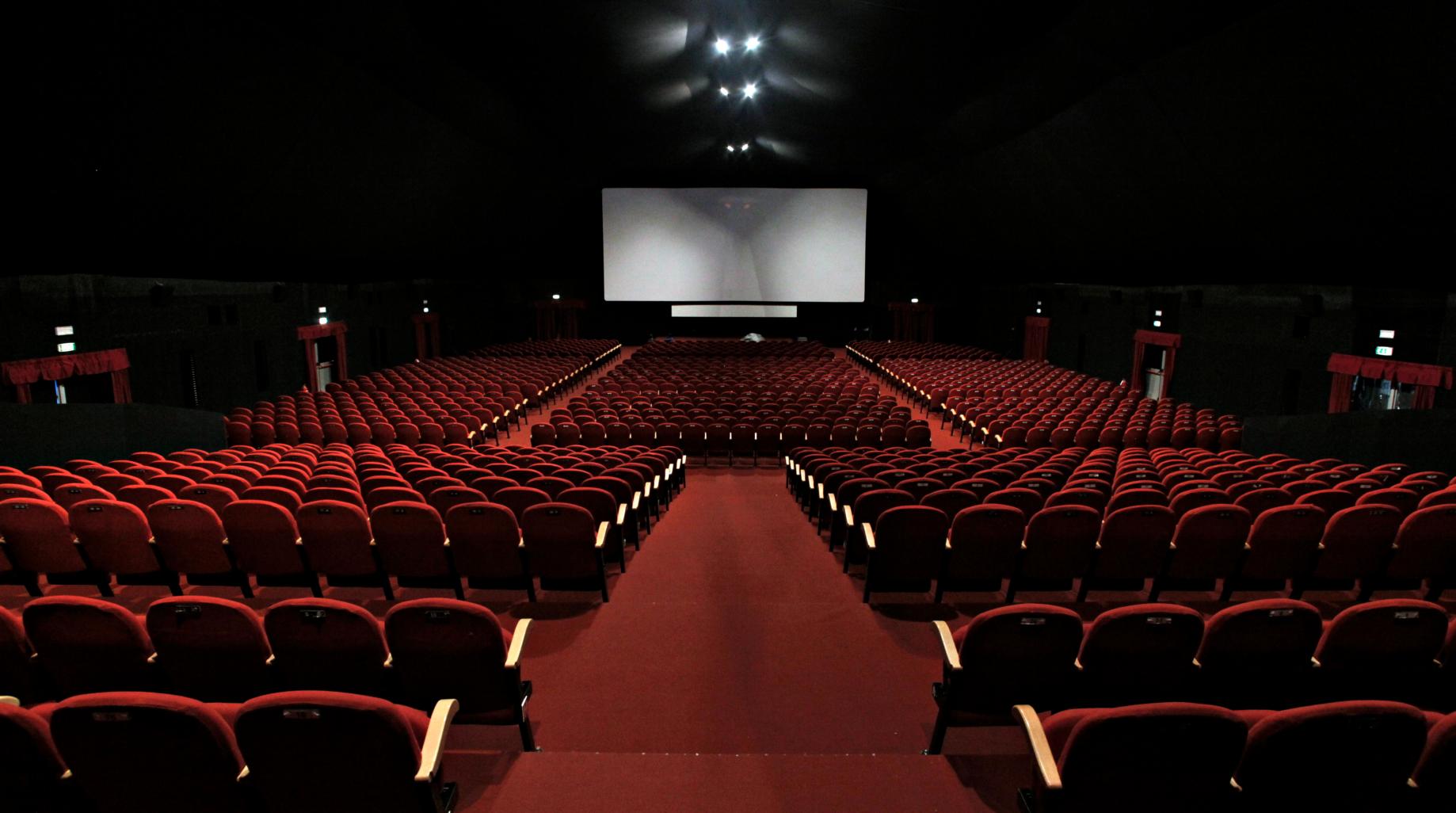 Temperatura dentro de cinema é elevada até 35ºC para conscientizar sobre mudanças climáticas