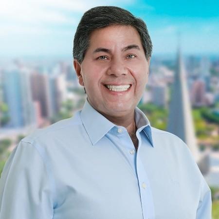 Evandro de Freitas Oliveira (PSDB), empresário – Foto: reprodução Facebook