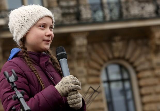 """Adolescente sueca é nomeada """"Embaixadora da Consciência"""""""