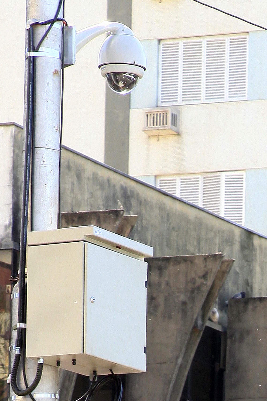 Supercâmeras voltam a funcionar em agosto, diz prefeitura