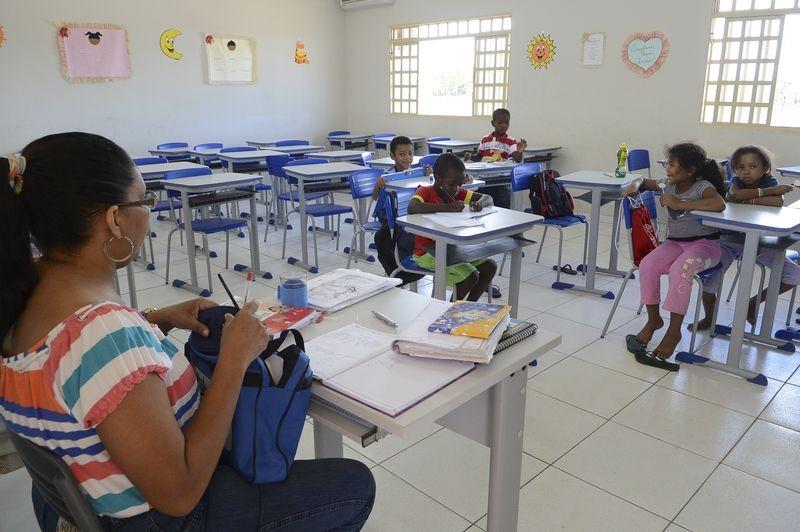 'Ser professor é ter um aprendizado constante'