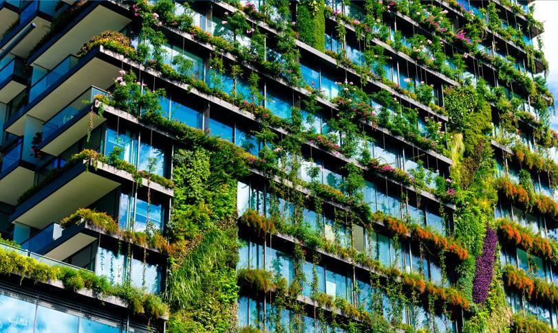 Projetos sustentáveis ganham espaço no mercado imobiliário