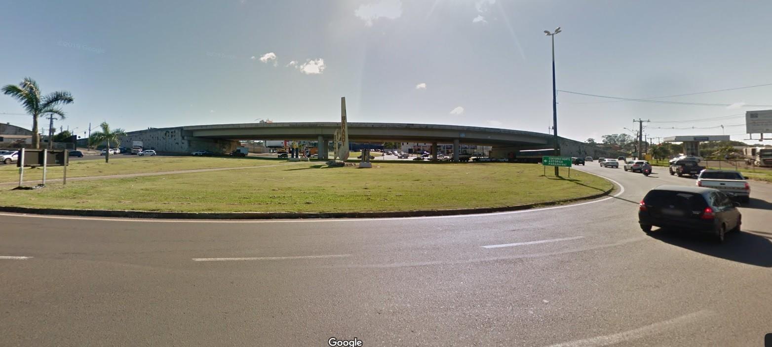 Trincheira é solução para congestionamento entre Maringá e Sarandi