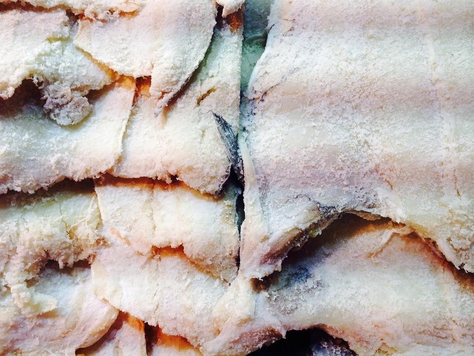 Bacalhau pode variar de R$ 70 a R$ 110 o quilo na região de Maringá