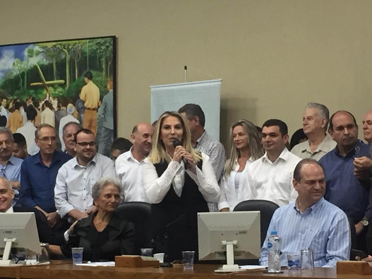 Governadora anuncia repasse de R$ 26 mi