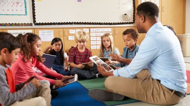 A presença do profissional masculino nas escolas de educação infantil