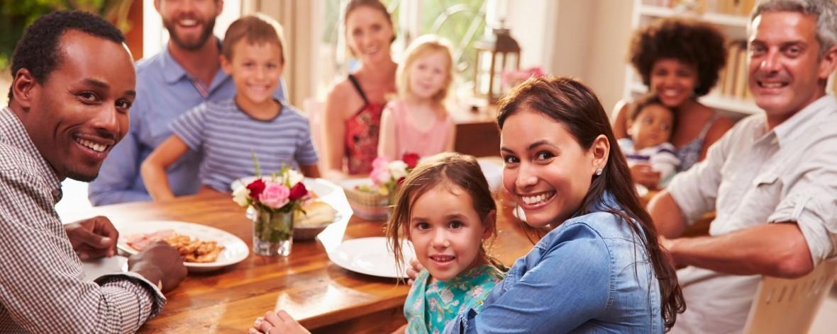 Entenda os erros de uma família aglutinada