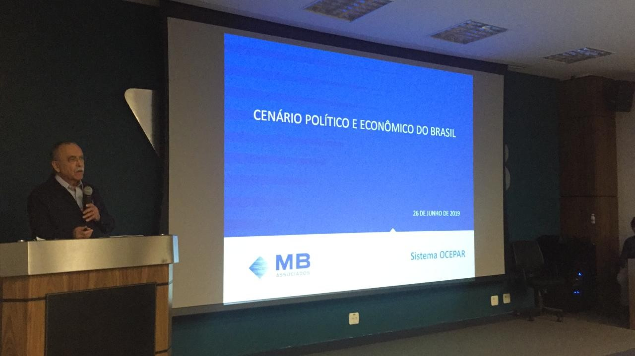 Início para melhora da economia é aprovação da reforma da Previdência