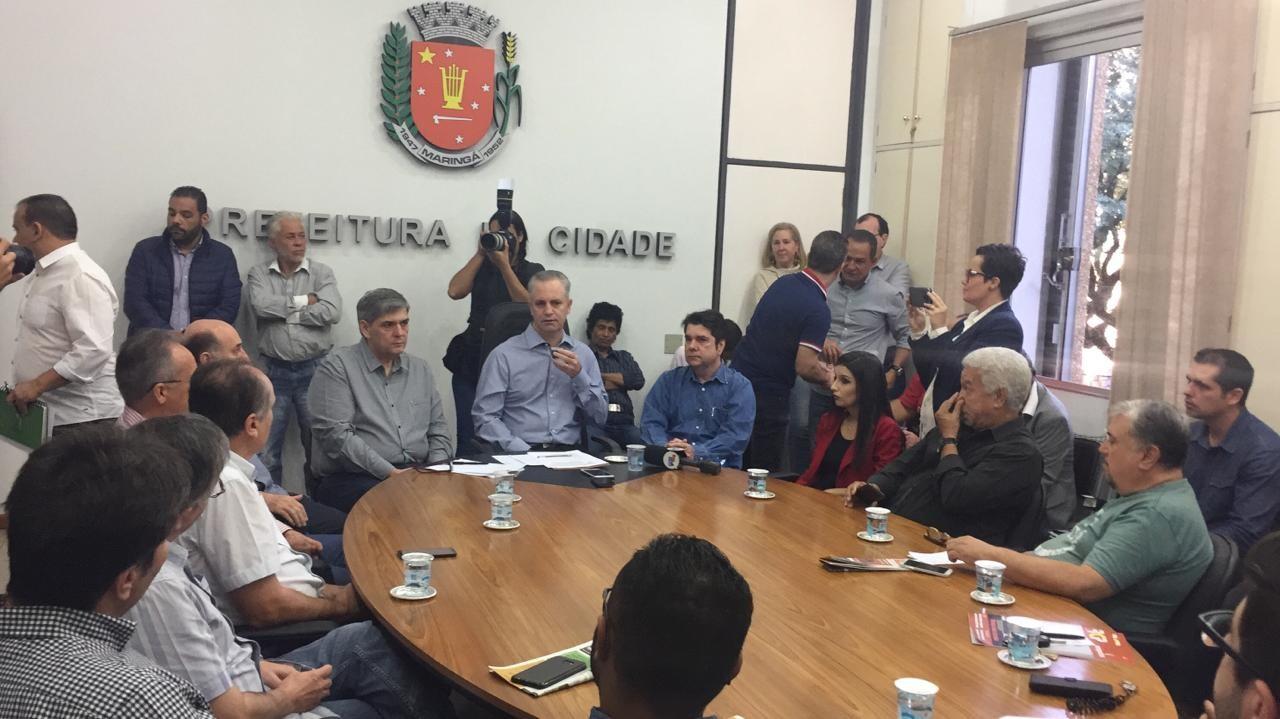 Prefeitura é assediada por instituições financeiras que oferecem empréstimos