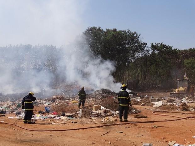 Bombeiros de Maringá registram queda de 30% nos incêndios
