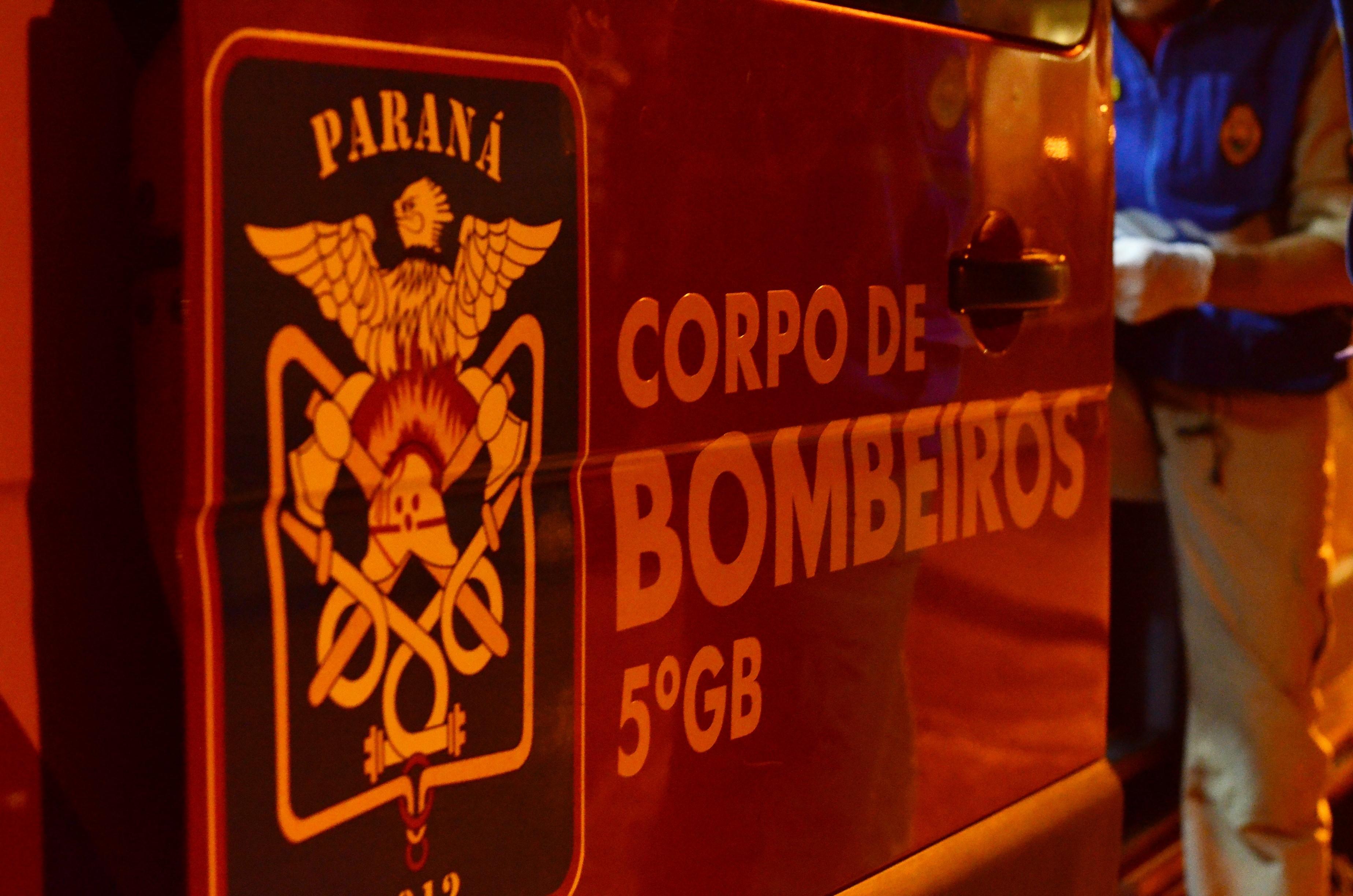 Neste ano ocorreram quase 30 incêndios em edificações em Maringá