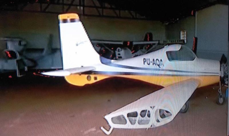 Aeronave é furtada de barracão em Iguatemi