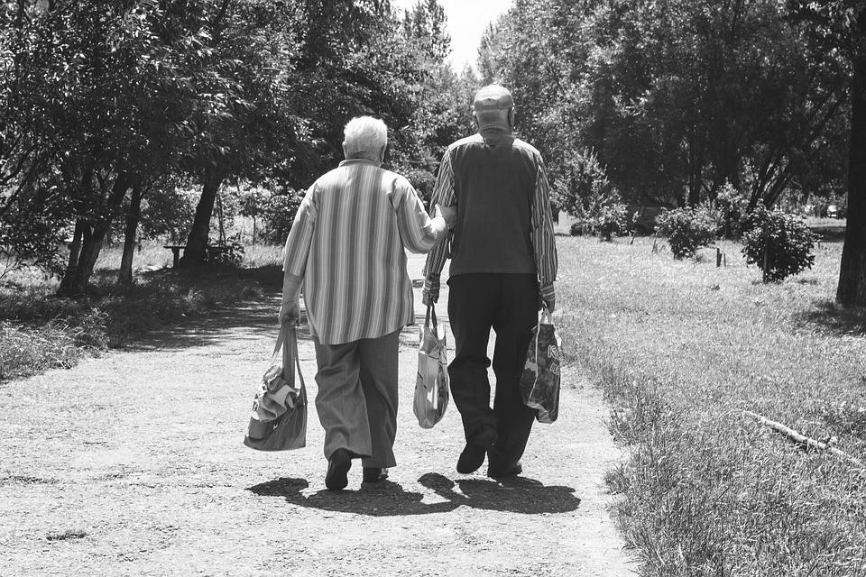 Temos que saber envelhecer