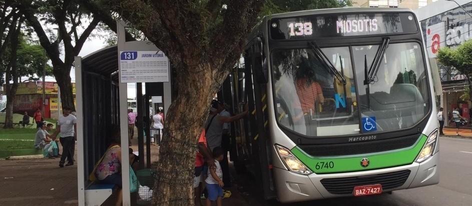 Maringá: App vai permitir acompanhar ônibus em tempo real