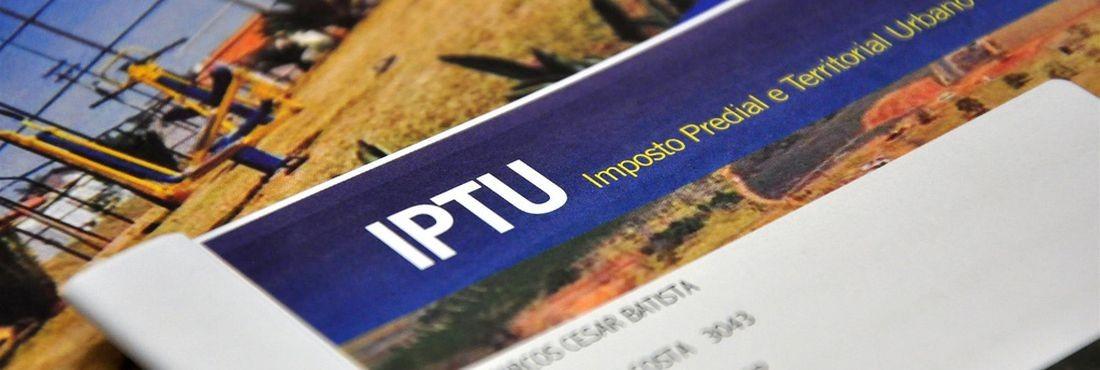80 mil carnês de IPTU foram pagos à vista em Maringá