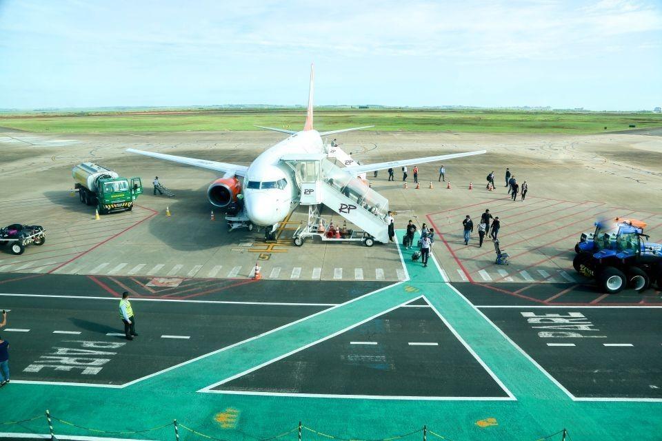 Inscrições para concurso do aeroporto de Maringá terminam nesta quarta-feira (20)